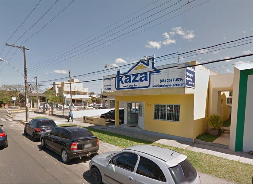 Sede da Kaza Imóveis em Araranguá/SC